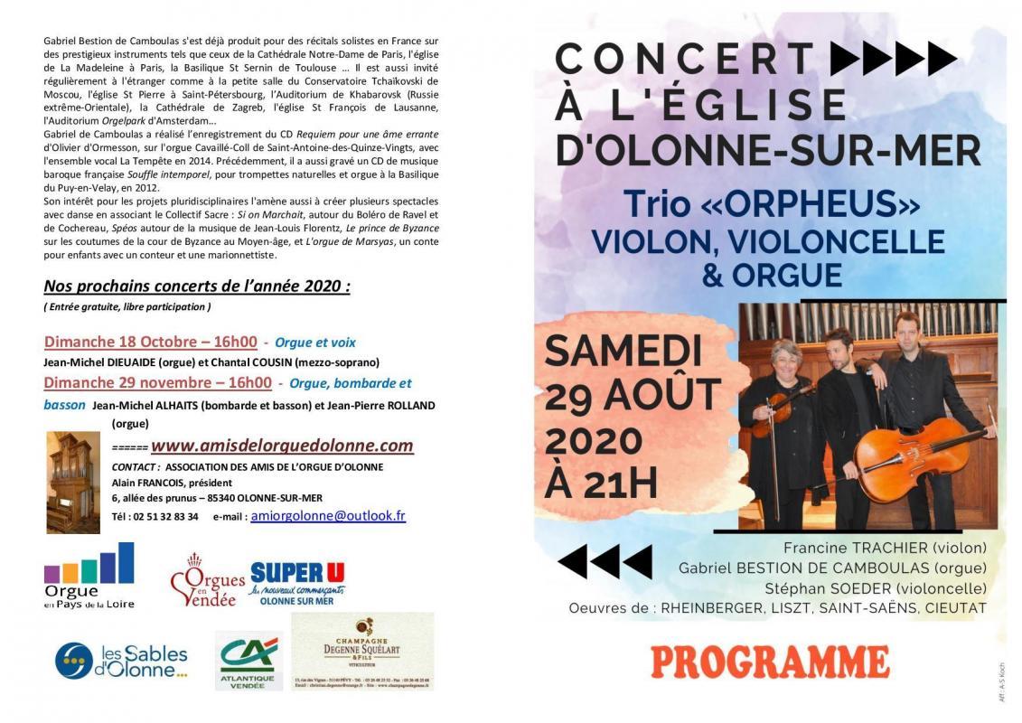 2020 08 29 programme concert trio orpheus page 1