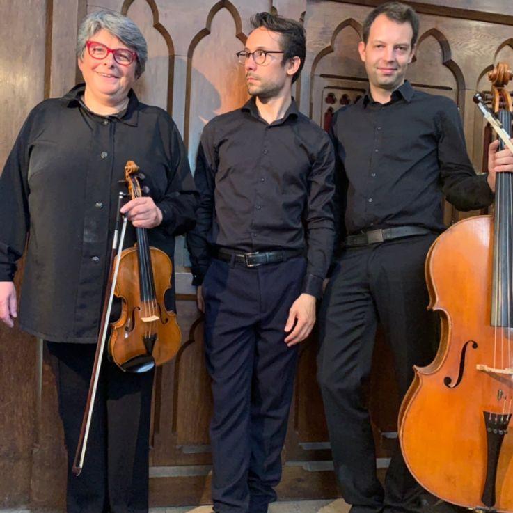 Photo trio orpheus